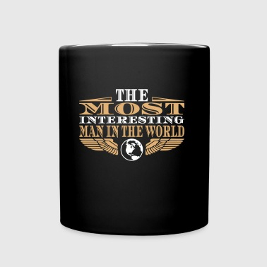 Interesting Man - Full Color Mug