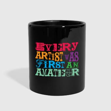 Freedom Artist - Full Color Mug