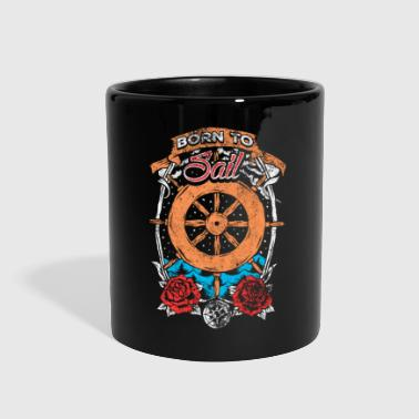 Sailor Ship Pirate Pirateship Sailing Boat Fisher - Full Color Mug