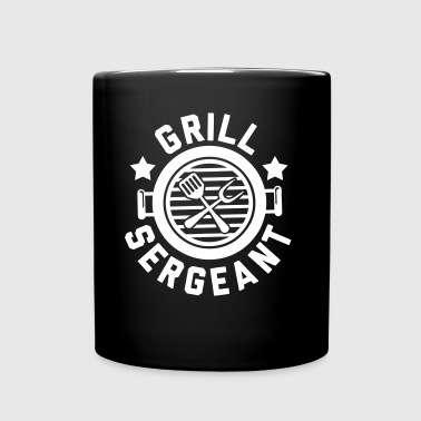 Grill Sergeant - Full Color Mug