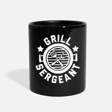 Sergeant Grill Sergeant - Full Color Mug