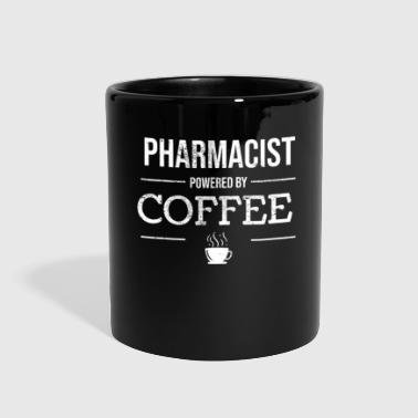 Pharmacy Pharmacist Powered by Coffee Pharmacy Caffeine - Full Color Mug