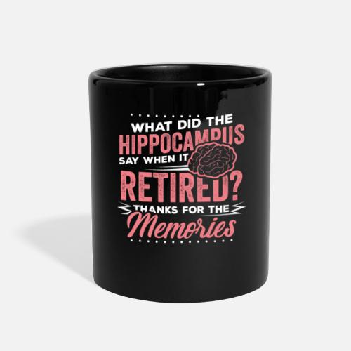 Psychologist Psychology Therapist Psychotherapist Full Color Mug