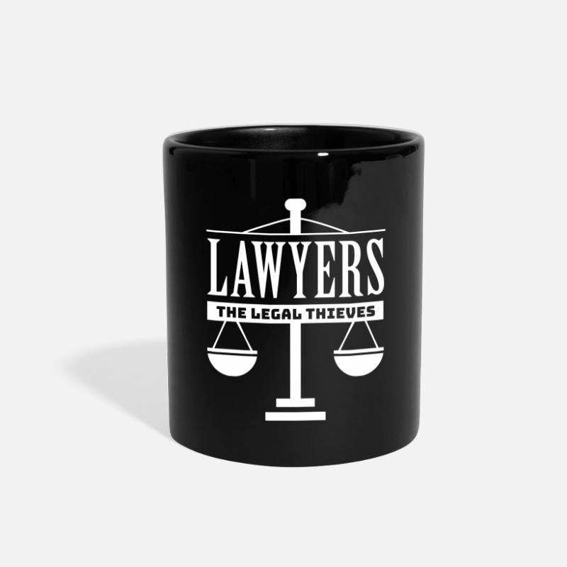 Lawyer Law Student Attorney Advocate Judge Gift Full Color Mug