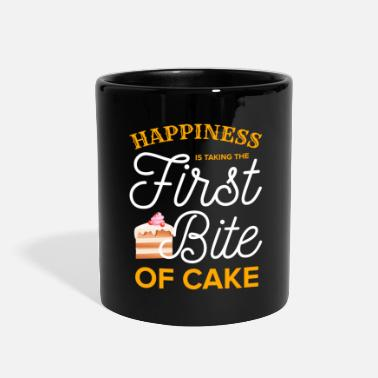Snack Cake Cupcake Baking Bake Pies Pastry Sweet Gift - Full Color Mug