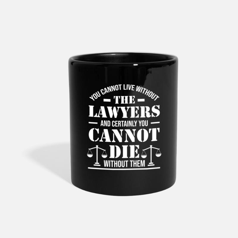 Lawyer Funny Law Student Attorney Advocate Gift By And Cool T