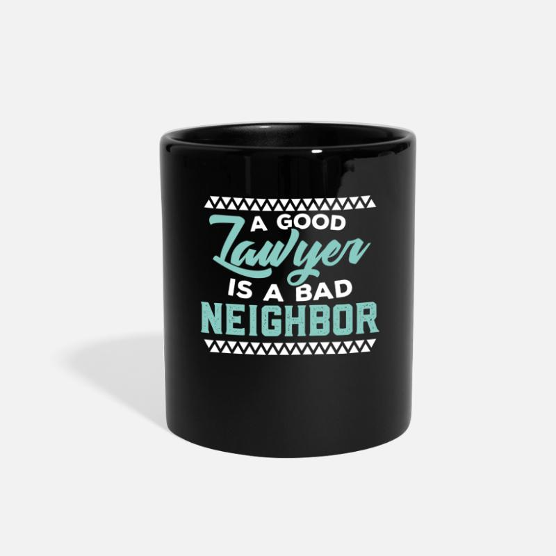 Lawyer Law Student Attorney Funny Advocate Gift Full Color Mug
