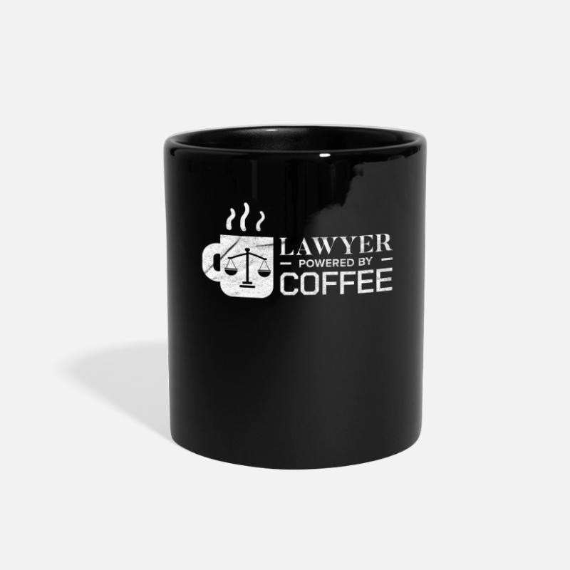 Lawyer Law Student Attorney Advocate Coffee Gift Full Color Mug