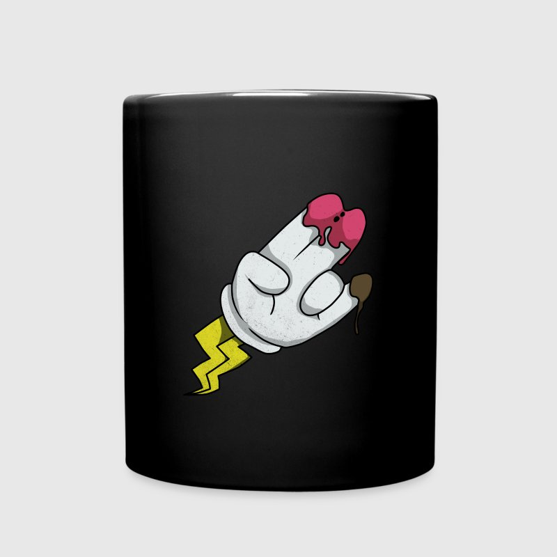 Magic hand Shocker - Full Color Mug