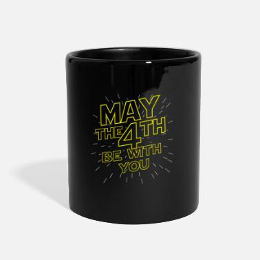 May the FourthMay the Fourth - Full Color Mug