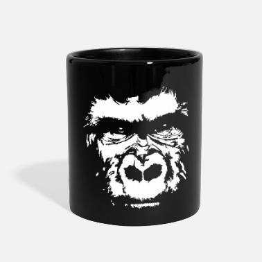 Gorilla gorilla face - Full Color Mug