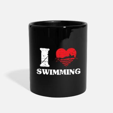 World Swimming - Full Color Mug