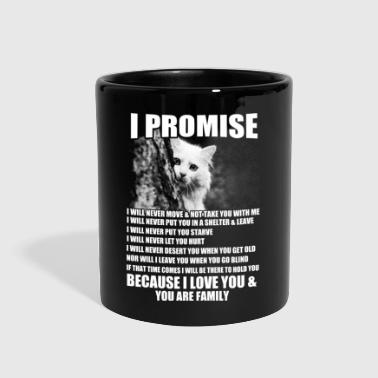 I Promise I Love You - Full Color Mug