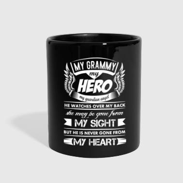 My Hero My Grammy - Full Color Mug
