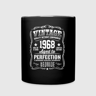 Vintage 1968 Aged to Perfection - Full Color Mug