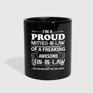I'm Proud mother in law - Full Color Mug