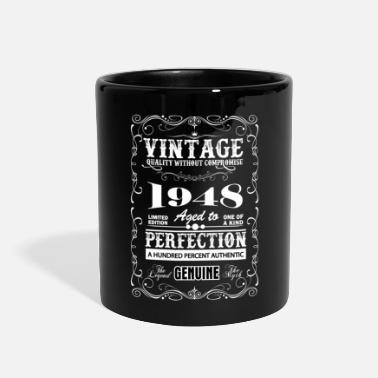 Vintage 1948 Premium Vintage 1948 Aged To Perfection - Full Color Mug