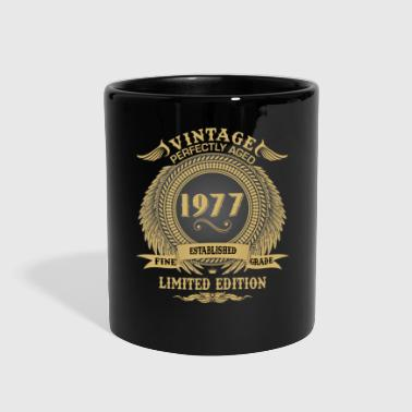 Vintage Perfectly Aged 1977 Limited Edition - Full Color Mug