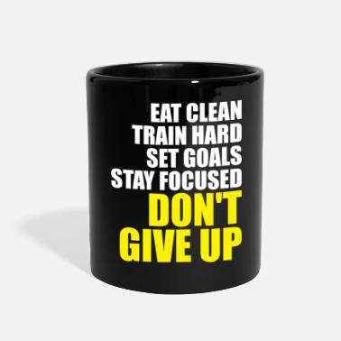 Up Don't Give Up - Full Color Mug