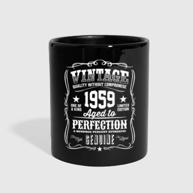 Vintage 1959 Aged to Perfection - Full Color Mug