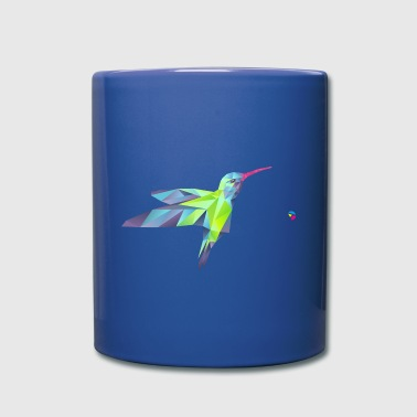 AD Geometric Hummingbird - Full Color Mug