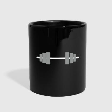 Weight Lifting - Full Color Mug