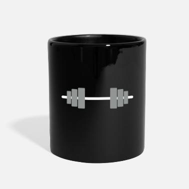 Weight Lifting Weight Lifting - Full Color Mug