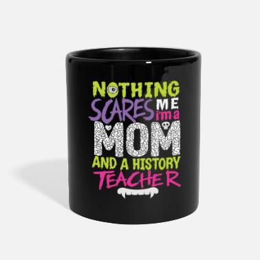 Professor History Teacher Mom Halloween Costume Tee - Full Color Mug