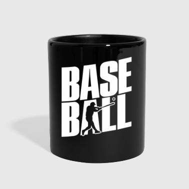 baseball - Full Color Mug