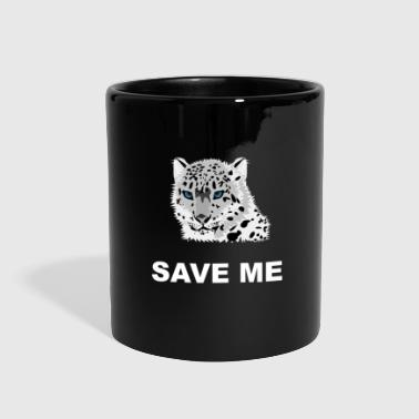 Animal Welfare Animal Welfare Snow Leopard - Full Color Mug