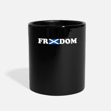 William Wallace Freedom Scotland William Wallace - Full Color Mug