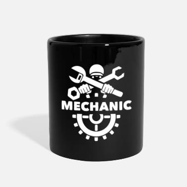 Mechanical Engineering Mechanic mechanical engineering - Full Color Mug