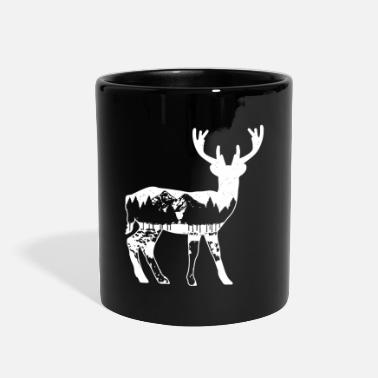Scandinavia Scandinavia deer moose - Full Color Mug