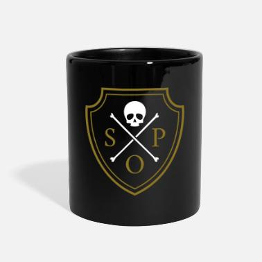 Society of Pirates - Member's Emblem - Full Color Mug