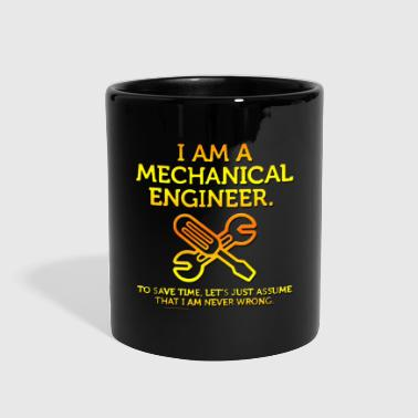 I Am A Mechanical - Full Color Mug