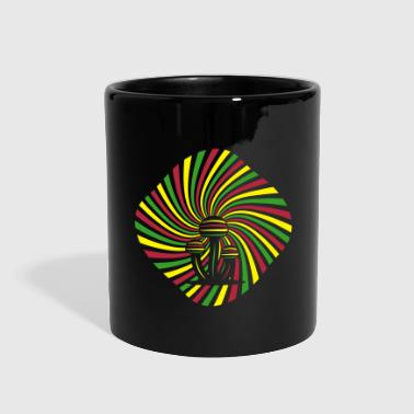 Magic Mushrooms - Full Color Mug