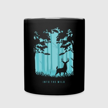 INTO THE WILD - Full Color Mug