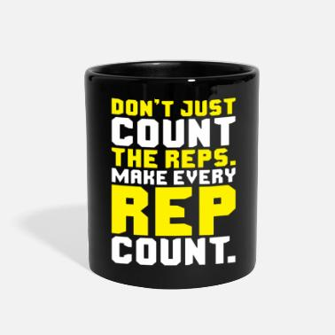 Count Royal dont just count - Full Color Mug