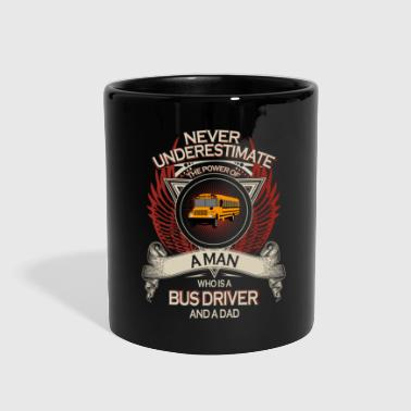 Who is a Bus driver - Full Color Mug
