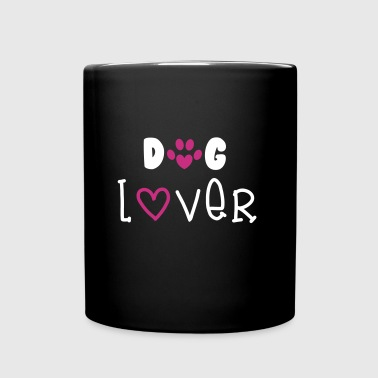 Dog Lover - Full Color Mug