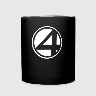 four - Full Color Mug