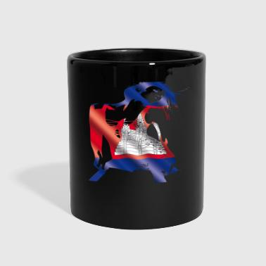 Cambodia - Full Color Mug