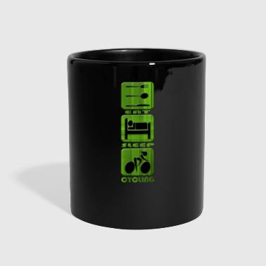 Cycling - Full Color Mug