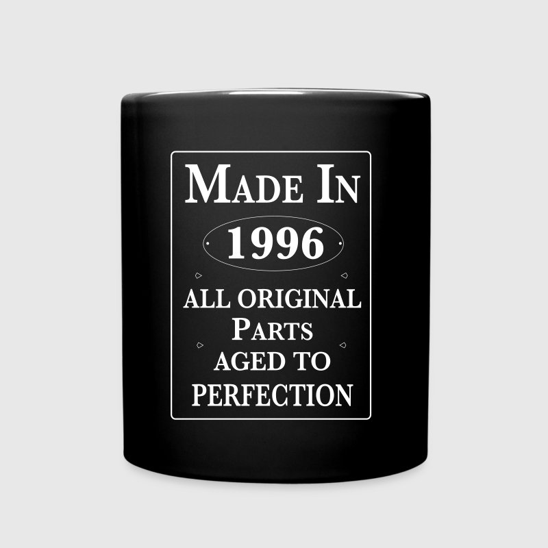 made in 1996 II birthday - Full Color Mug