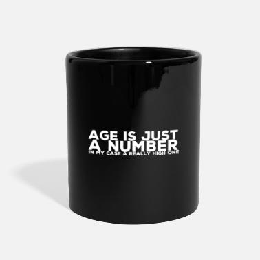 Age ageing - Full Color Mug