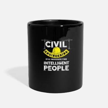 Civil Engineering Civil Engineering - Full Color Mug