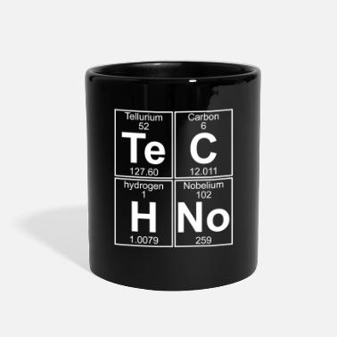 Hydrogen Te-C-H-No (techno) - Full Color Mug