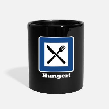 Hunger Hunger! - Full Color Mug