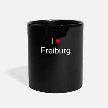 Freiburg I ♥ Freiburg - Full Color Mug