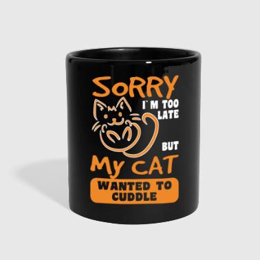 Cat Cuddle - Full Color Mug
